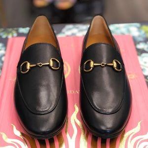 Brand New Gucci Jordaan Horsebit loafers